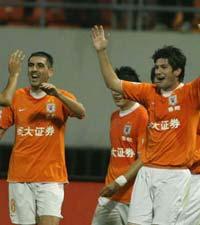 CSL: Shandong Luneng