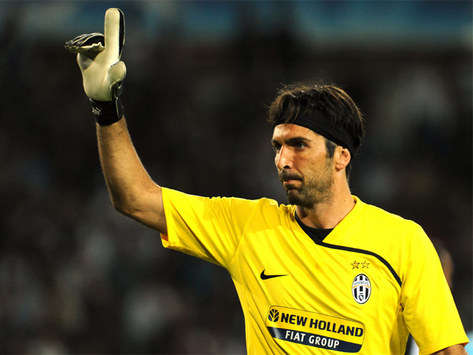 Gianluigi Buffon Number One In Goalkeeper Rankings
