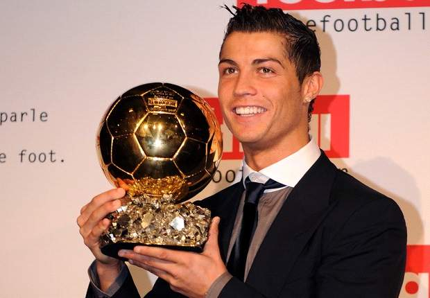 'He beat Messi by a landslide' - When Cristiano Ronaldo claimed the Ballon d'Or at Manchester United in 2008