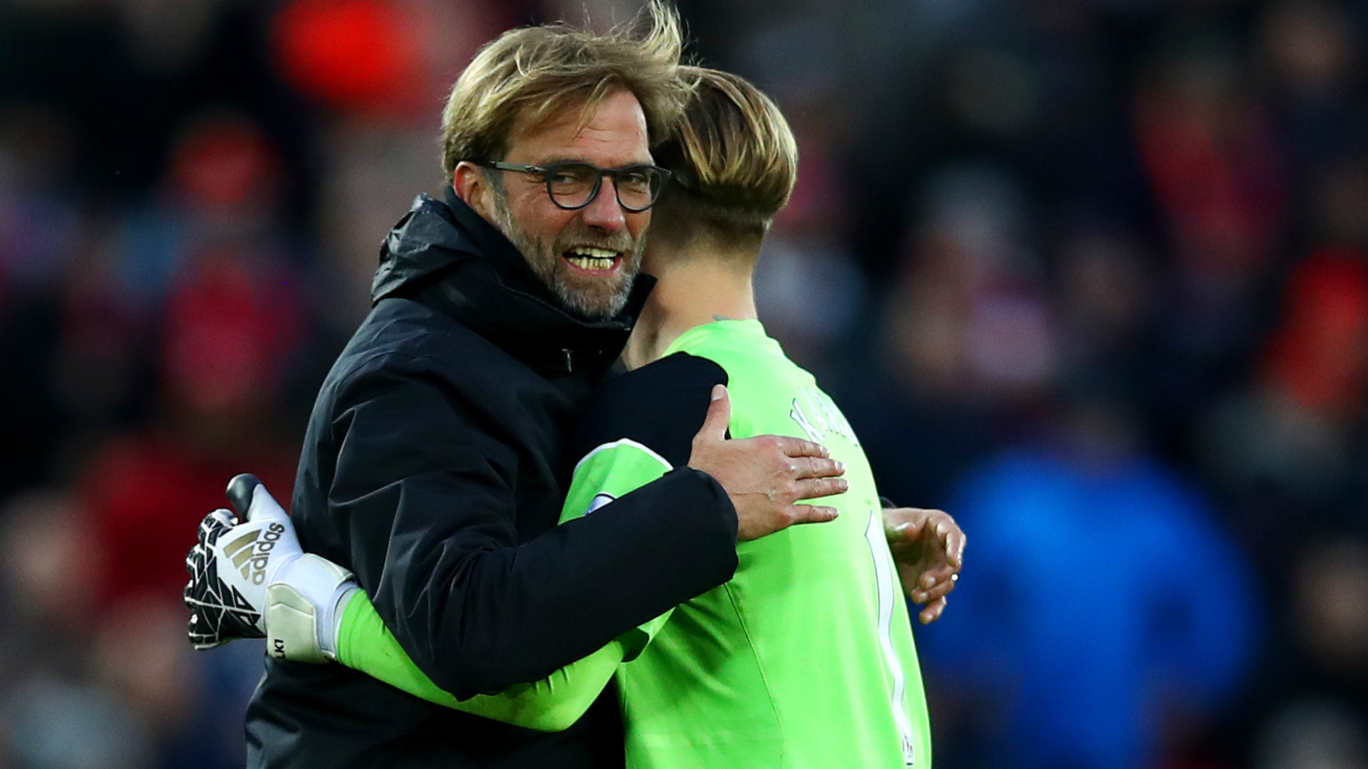 Klopp Is Right To Stick With Karius, Liverpool's
