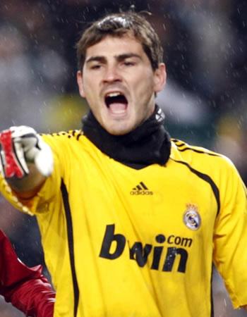 Iker Casillas, Real Madrid (Marca)