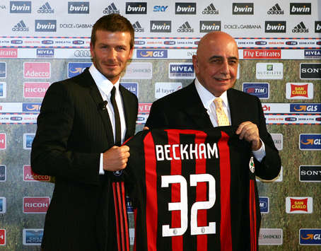 Milan Will Not Fold To LA Galaxy's Demands Over David Beckham – Adriano Galliani