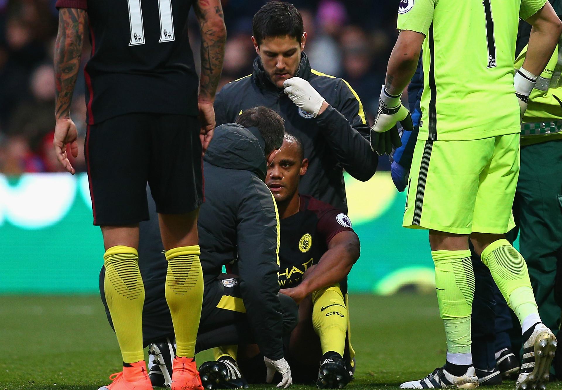Yaya Toure scores brace on City return
