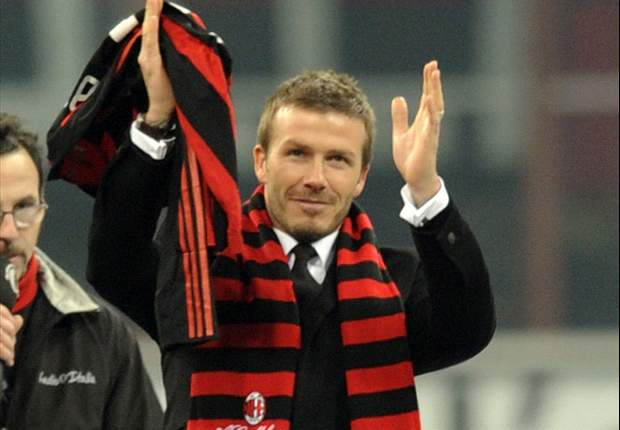 Beckham Will Return To LA Galaxy After Milan Loan