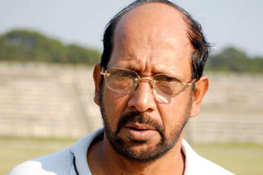 Shabbir Ali - Mohammedan Coach (Mango Peel)