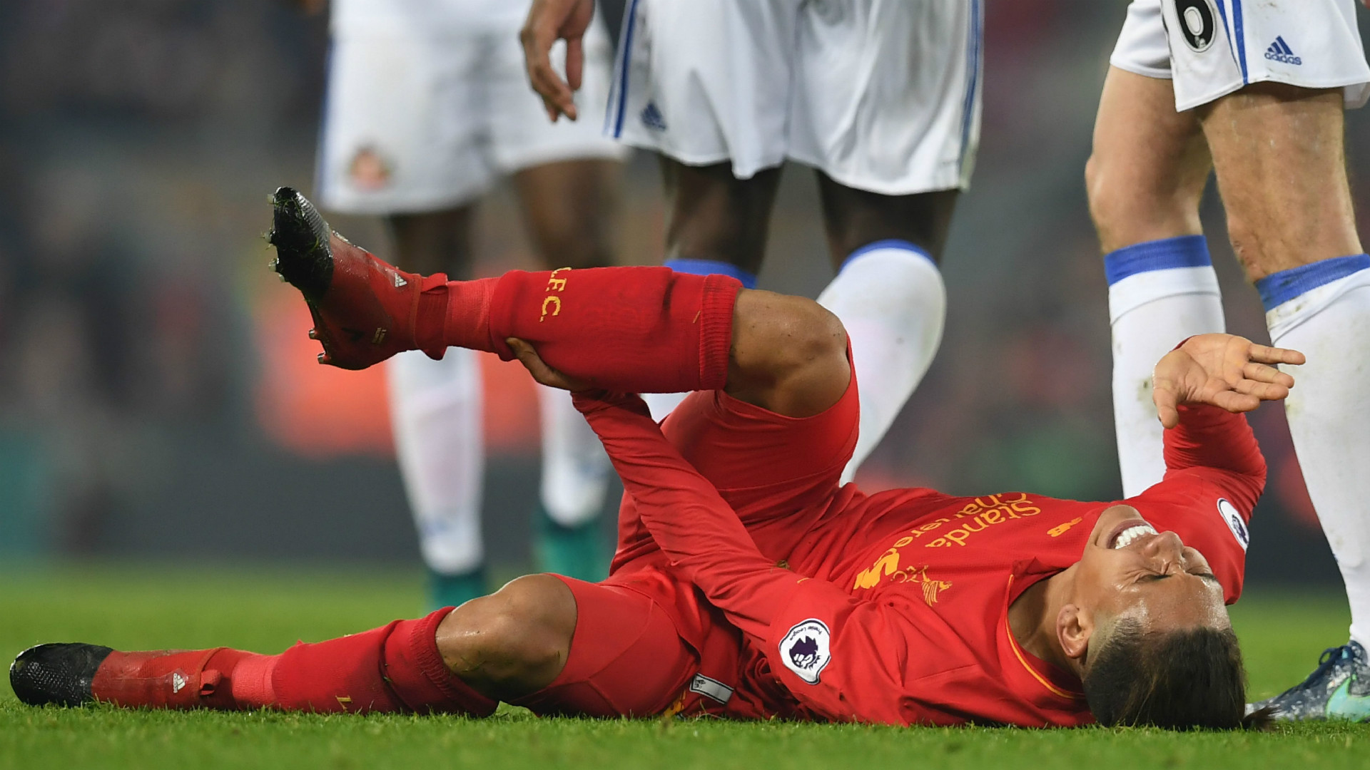 Klopp optimistic about scan on Coutinho ankle injury