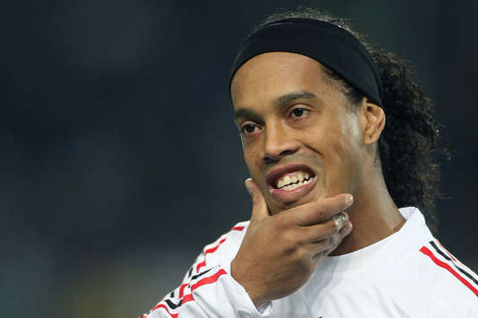 Ronaldinho, Huntelaar & Jankulovski To Be Benched By Milan For Marseille Match - Report