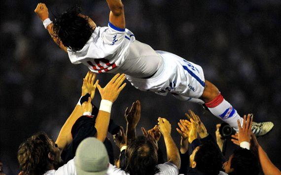 La despedida de Marcelo Gallardo como jugador