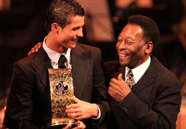 World Cup 2010: Brazil Legend Pele Expecting Cristiano Ronaldo & Robinho To Outshine Lionel Messi At The World Cup