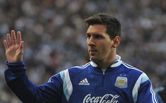 Los looks de los jugadores de la Selección Argentina - Goal.com ...