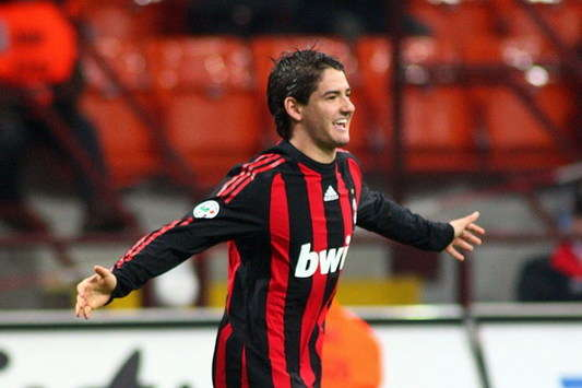 Alexandre Pato: I will never leave AC Milan