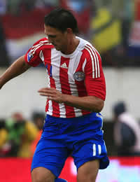 Jonathan Santana - Paraguay (Mexsport)