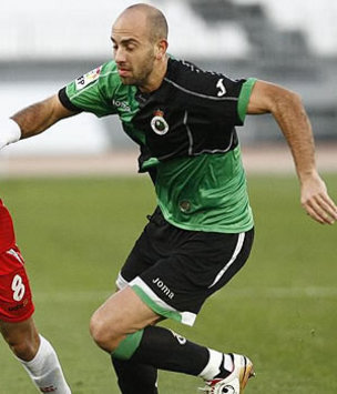 Gonzalo Colsa, Racing Santander (Marca)