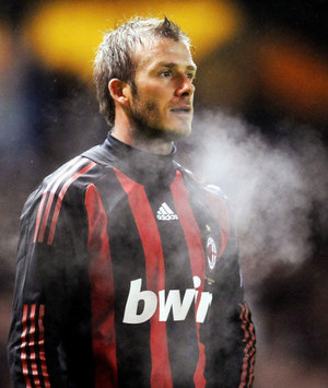 Milan: Ready To Offer David Beckham A Deal Until 2010