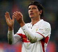 Bundesliga: Mario Gomez, VfB Stuttgart (firo)