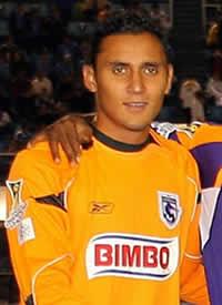 Keylor Navas- Saprissa (Mexsport)