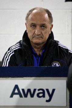 Chelsea Contract Clause Prevents Luiz Felipe Scolari From Joining Another Premier League Club