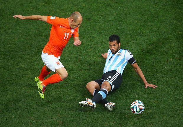 Skor Akhir Belanda vs Argentina, Semifinal Piala Dunia, 10 Juli 2014 - berita Internasional Piala Dunia