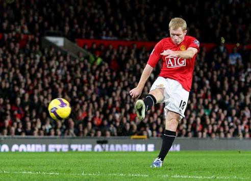 Alex Ferguson Proud Of Manchester United Legend Paul Scholes