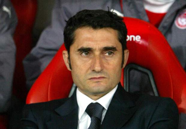 Valencia appoint Valverde as first-team coach
