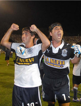 Gimnasia & Rosario Remain In Argentine Top-Flight After Play-Off Wins