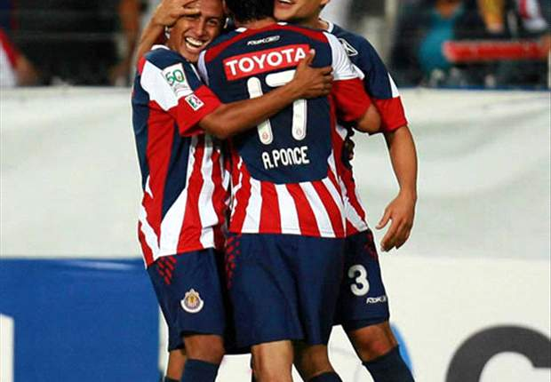 Chivas Off On European Adventure