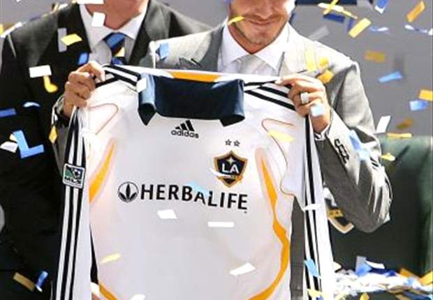 Arena Brushes Aside Chemistry Worries With Beckham's Return