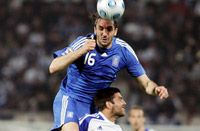 WCQ: Greece - Israel / Kyrgiakos - Shechter (INTIME)