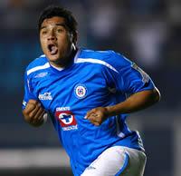 Javier Orozco- Cruz Azul vs Puerto Rico Islanders (Mexsport)