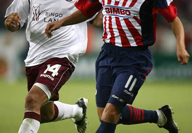 Morales Heads List Of Chivas' Transfer List