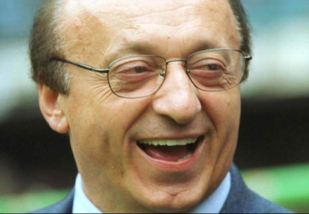 Luciano Moggi: If I were still Juventus director I would appoint Manchester City boss Roberto Mancini