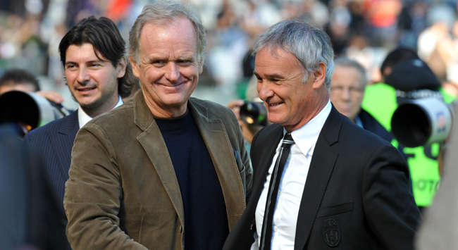 Juventus Announce That Claudio Ranieri Will Stay