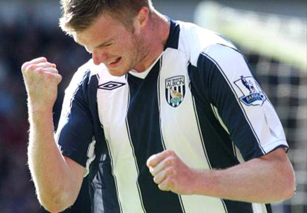 West Brom winger Brunt eyeing fitness boost from Northern Ireland game