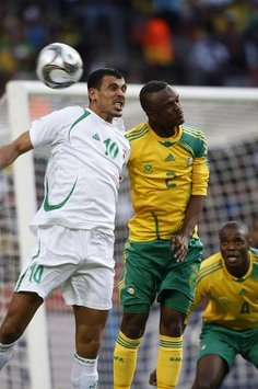 Confederations Cup Underway With Dull Draw Between South Africa And Iraq