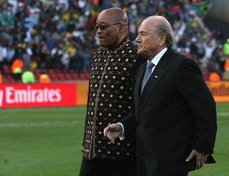 Confederations Cup: Sepp Blatter Outlines Challenges Ahead