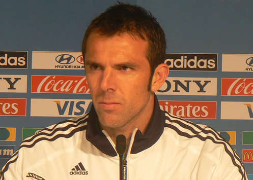 World Cup 2010: Paul Is Just An Octopus - Spain's Carlos Marchena