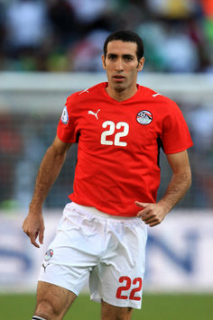 Mohamed Aboutrika - Egypt (PA)