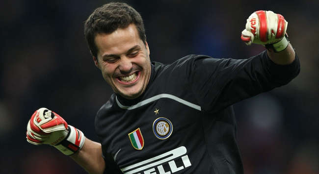 Julio Cesar: Inter Will Retain Serie A Title