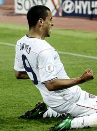 2009 FIFA Confederations Cup: Charlie Davies,  Egypt - United States (PA)
