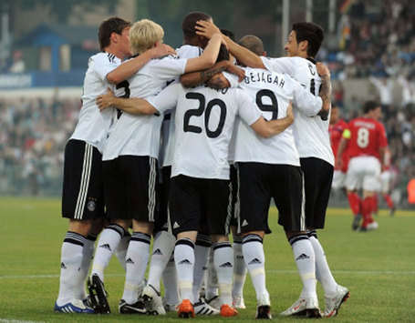 Under-21 Championship Player Ratings: Germany 4–0 England