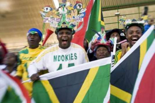 Bafana fans excited for the 2013 Africa Cup of Nations and fully behind the team