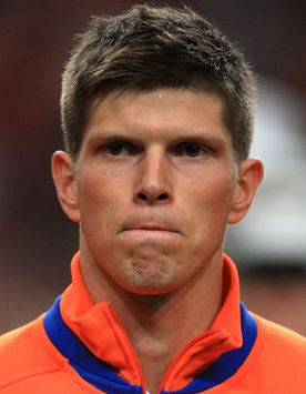 Klaas-Jan Huntelaar, Real Madrid (PA)
