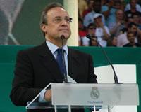 Florentino Perez, Real Madrid (Goal.com)