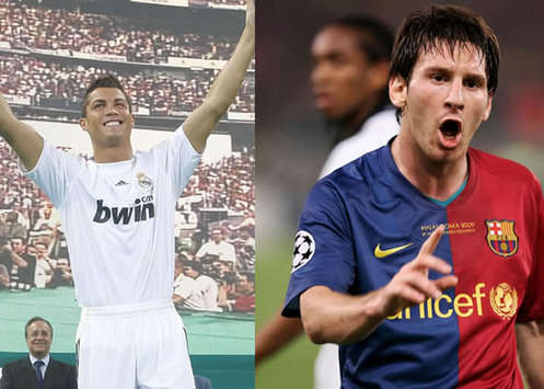 Barcelona's Lionel Messi Outperforming Real Madrid's Cristiano Ronaldo In January