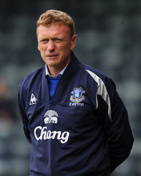David Moyes - Everton (PA)