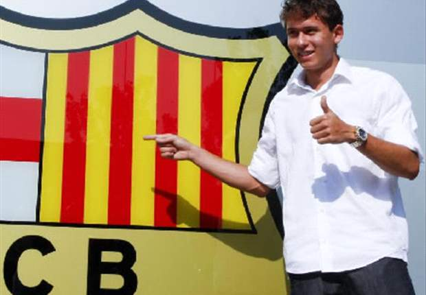 Official: Benfica Sign Barcelona Striker Keirrison On Loan