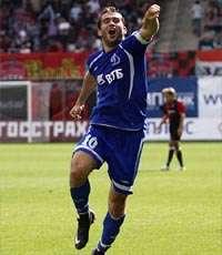 RPL: Alexandr Kerzhakov - Dinamo