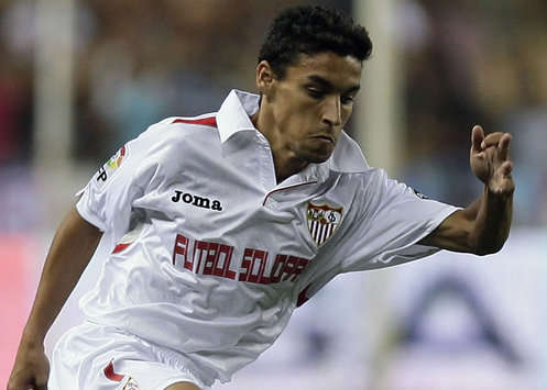 Sevilla Winger Jesus Navas Overjoyed With Spain Call-Up