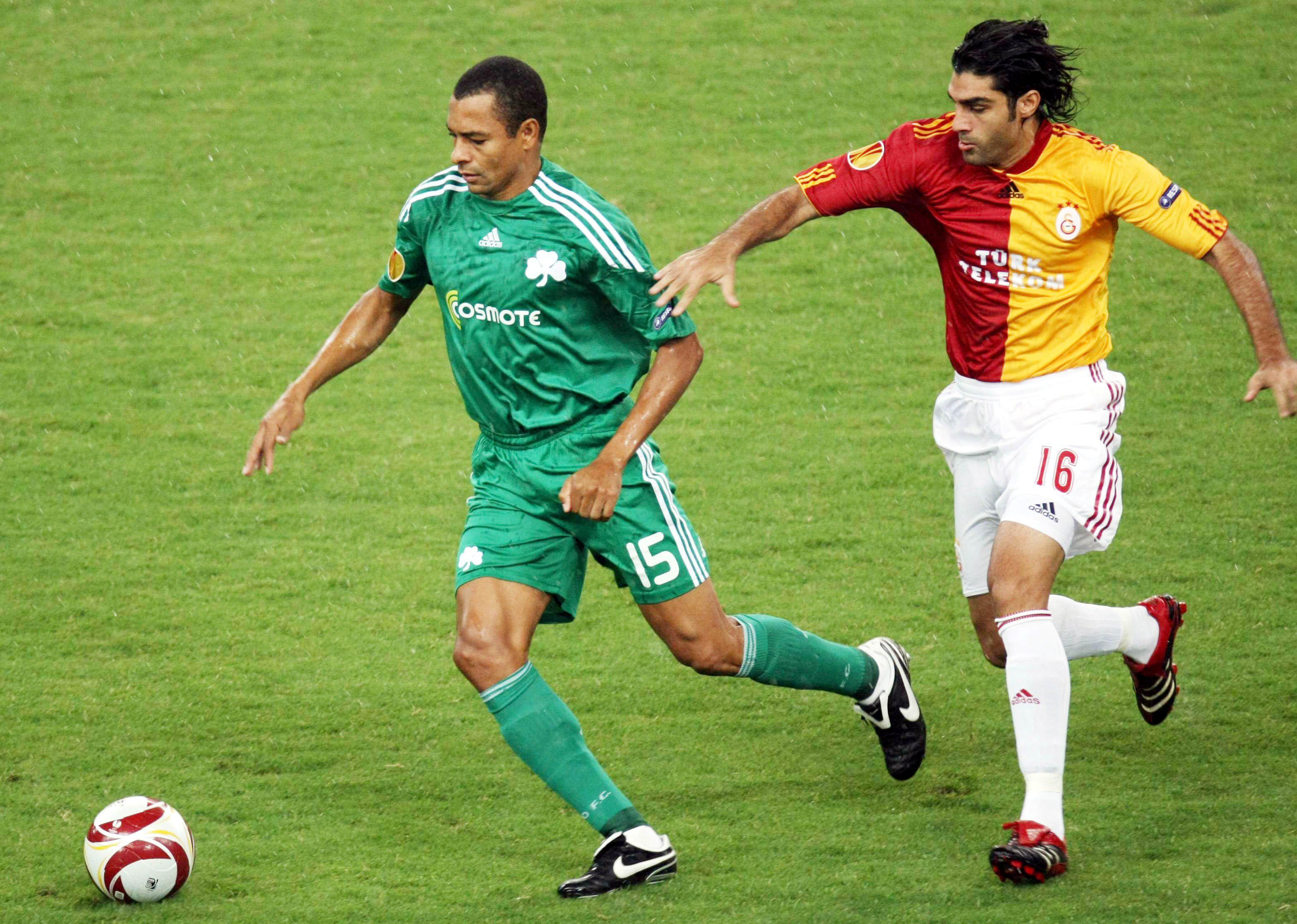 Europa League: Panathinaikos v Galatasaray (INTIME)