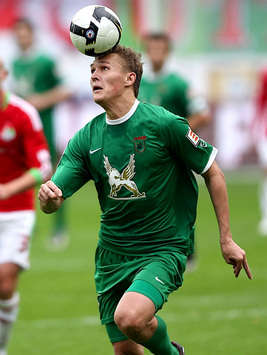 Aleksandr Bukharov Injury Blow For Rubin Kazan